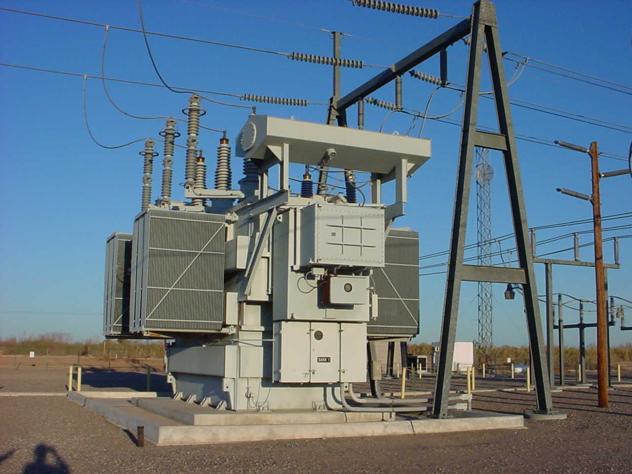Orion technical services llc for Substation design