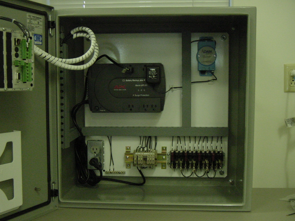 Power Quality Metering System 2