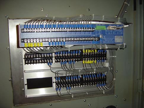 In House Relay Panel Construction, Installation and Testing